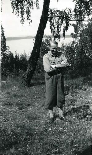 Vidkun Quisling, 1930-tallet.