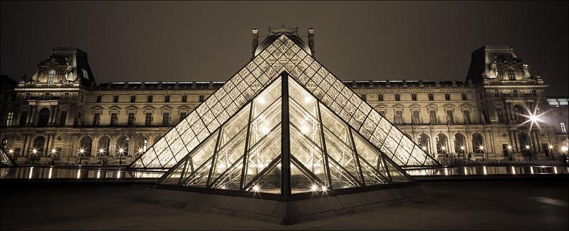 Le Louvre variation3
