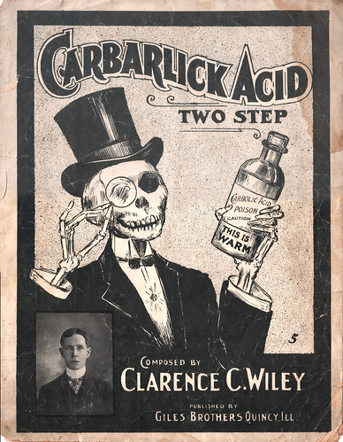 """Carbarlick Acid"" sheet music | by Devlin Thompson"