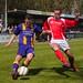 VVSB - JVC Cuijk 1-0 topklasse noordwijkerhout