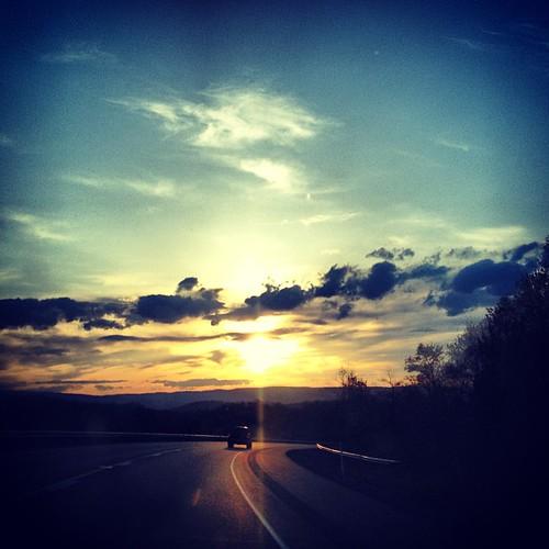 sunset clouds square dusk squareformat iphoneography instagramapp xproii uploaded:by=instagram foursquare:venue=505e24e0e4b00e0d6e3e4d6d