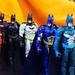 39/365: Batmans Depth of Field Exercise