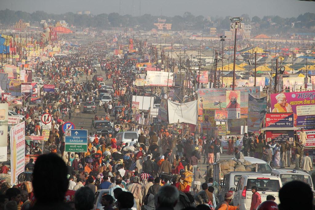 Kumbh Mela · Allahabad