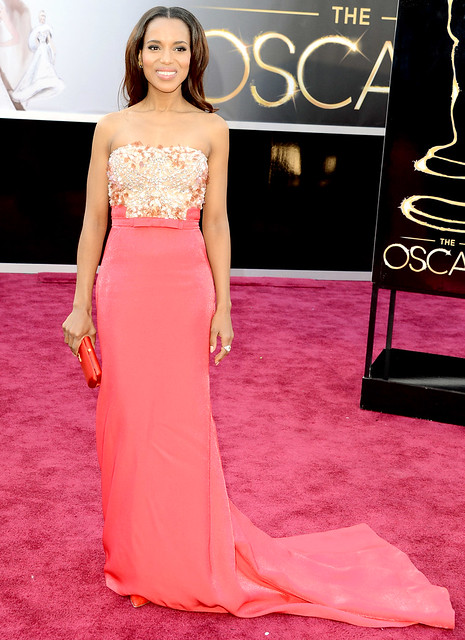 Kerry Washington 凱莉華盛頓 in Miu Miu