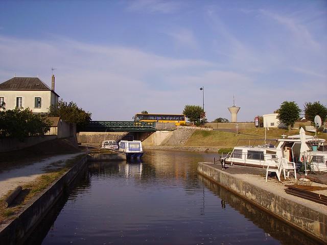 Briare - canal