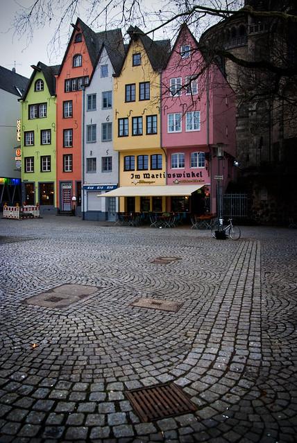 Colores en Colonia