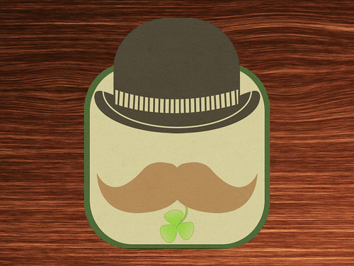 St. Patrick's Day Coaster | by sprouticus