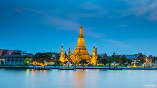Wat Arun   by kamsky