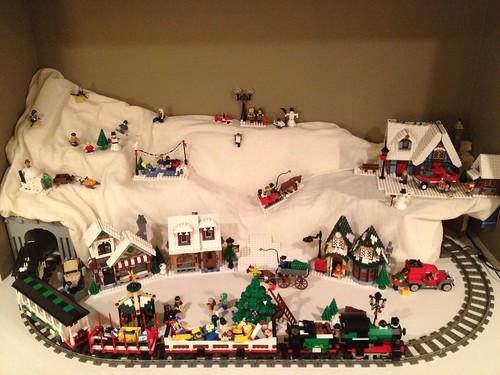 2012 Lego Winter Village