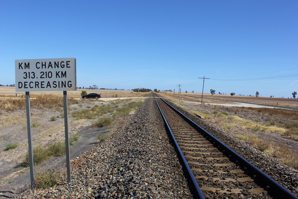 KM change for Adelaide bound trains by bukk05