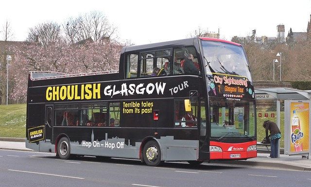 City Sightseeing Glasgow SN09FFB