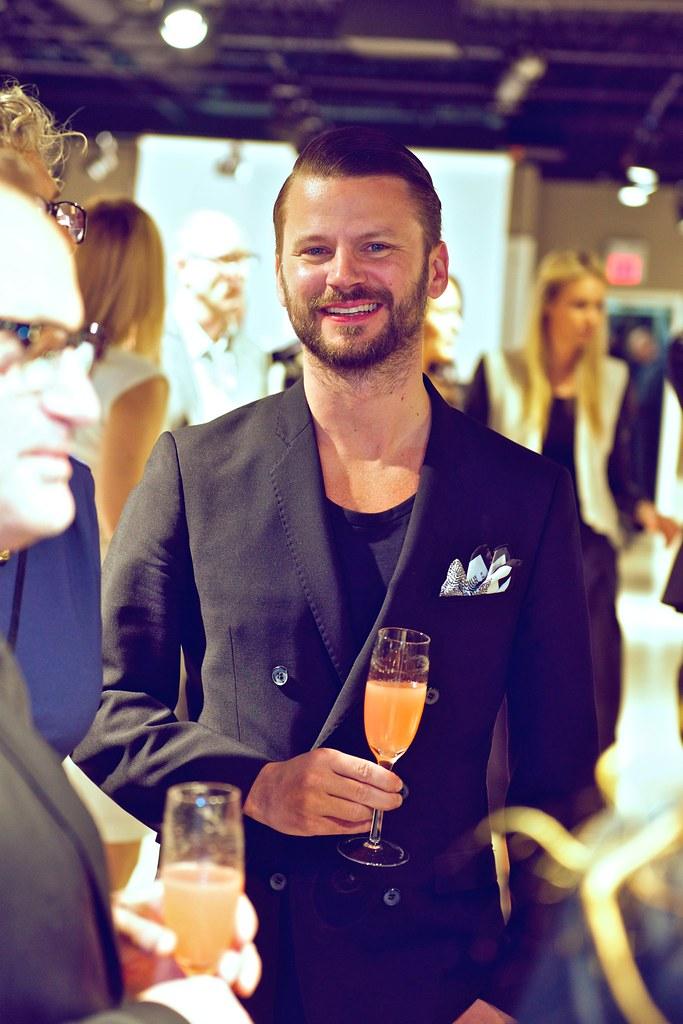 kassett skrämmande harpun  David Thunmarker (CEO, Tiger of Sweden) | Tiger of Sweden Ev… | Flickr