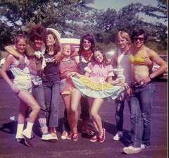 70's Silliness, with Colin Loving(my youngest brother) at cheerleading camp