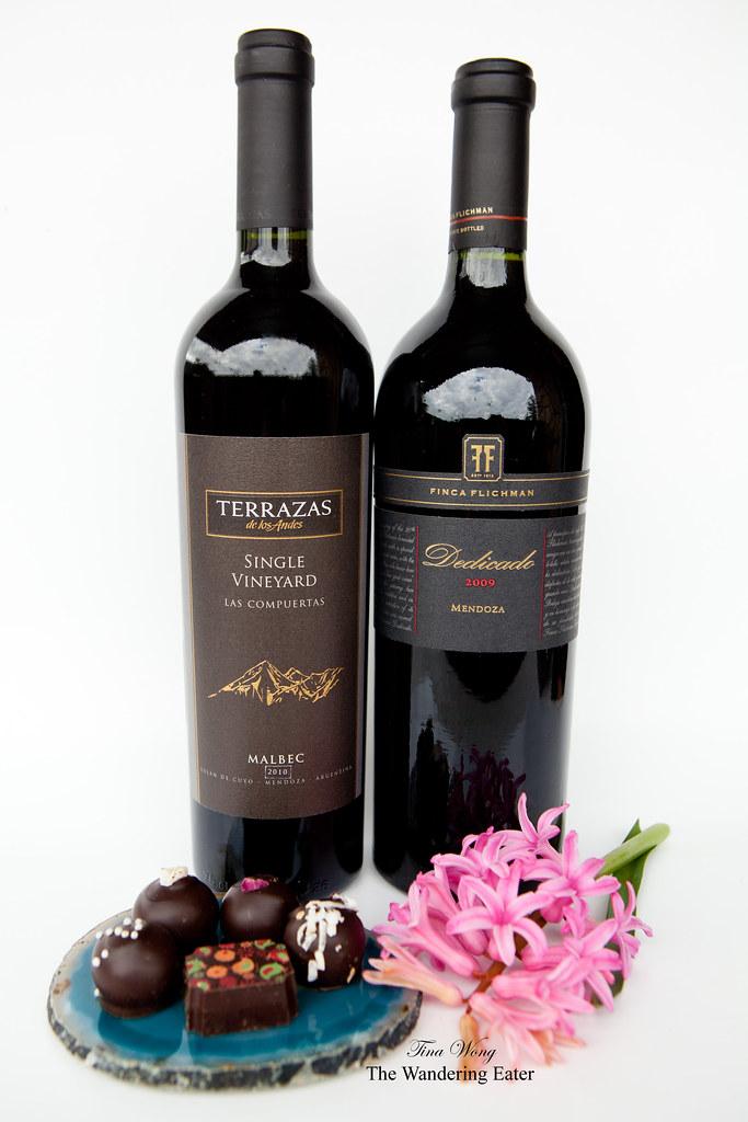 Terrazas De Los Andes Single Vineyard Las Compuertas Mal