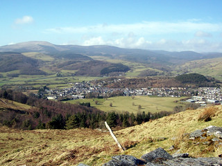 MACHYNLLETH HOVES TO VIEW | by summonedbyfells