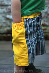 Treasure pocket shorts 7 - KCW Spring 2013