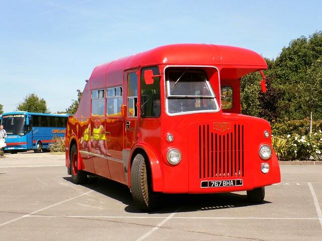 Midland Red 4767  (767BHA)