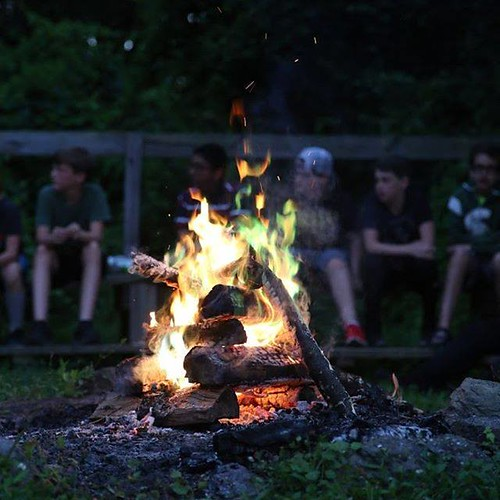 Campfire at Friends Weekend | by Killfile