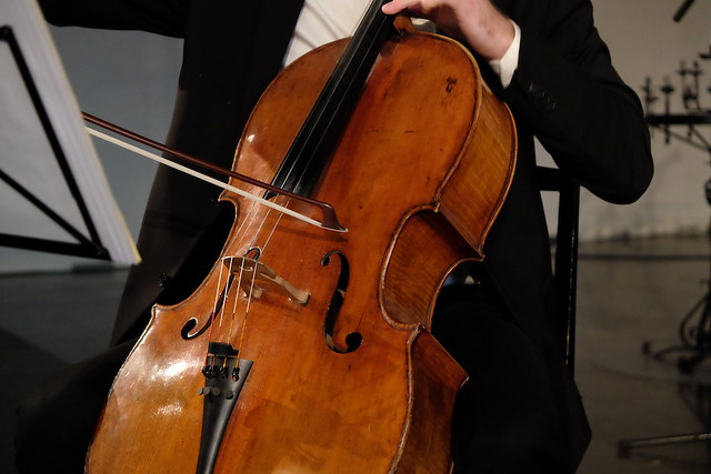 Erik Wahlgrens cello
