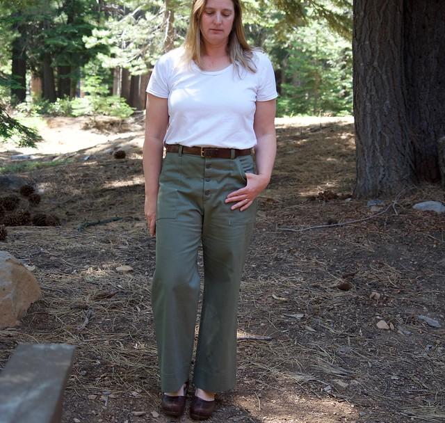 Lander pants front-5