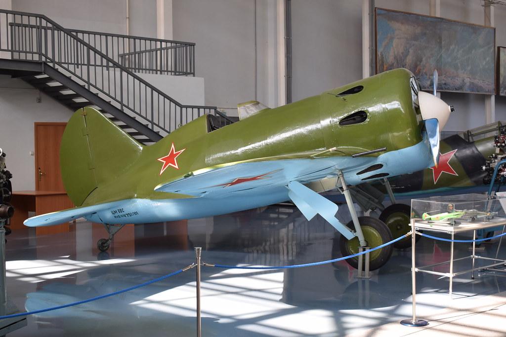 Fighter I-16 (И-16)
