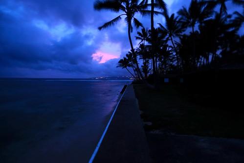 sunrise dawn arloguthrie fujixt2 mokuleia haleiwa hawaii northshore twilight