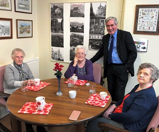 Visiting Harlawhill Day Centre | by Iain Gray MSP