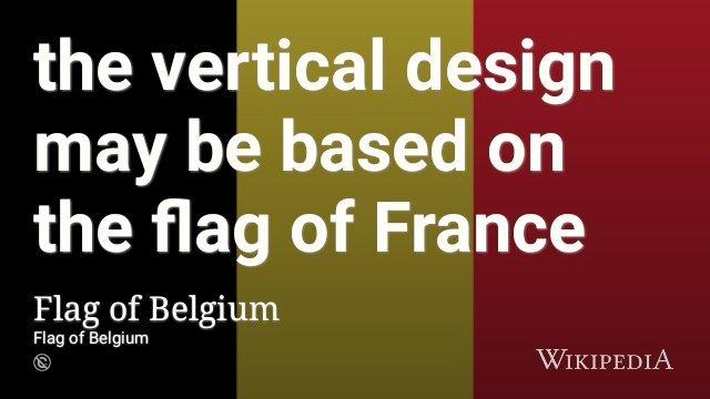 Flag of Belgium #WorldCup