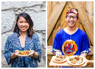 Indonesian Pop Up Kitchen in Porto Audry Lois 2 | by wearesolesisters.com