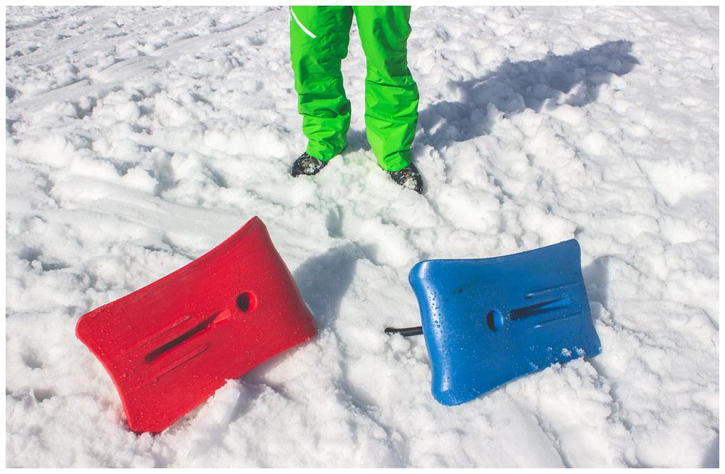 Red, Green & Blue, Glencoe
