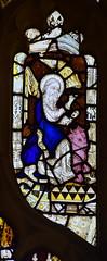 St Luke (15th Century, restored)
