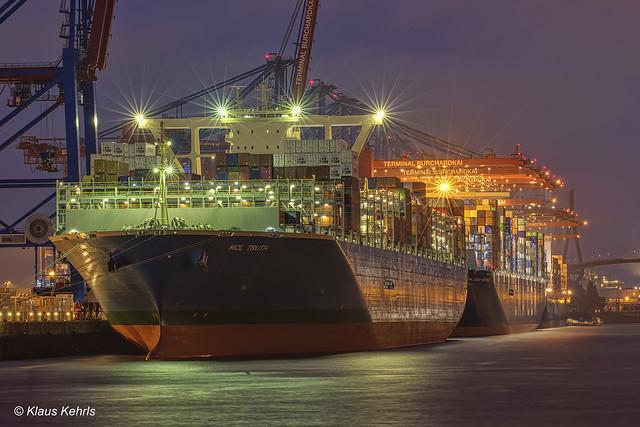 1167 m geballte Ladung Container - 12071801