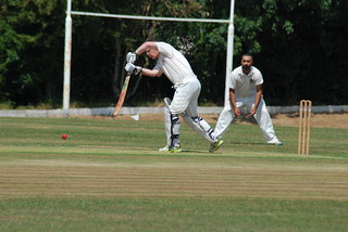 180714 - 1st XI vs Heaton Mersey   by Old Parkonians