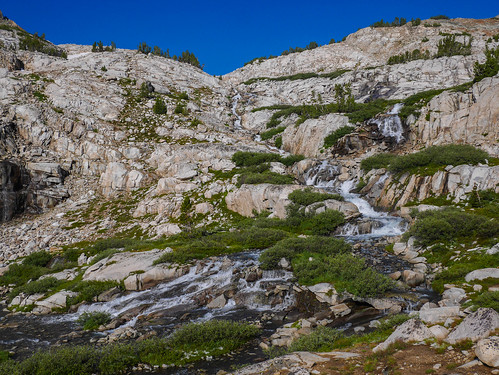 More tributaries join the Middle Fork | by snackronym