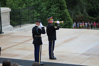 Taps at the Tomb