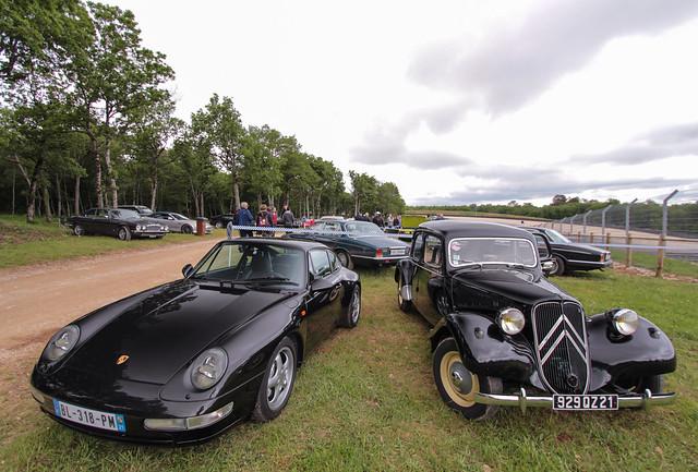 Do you like black cars ?