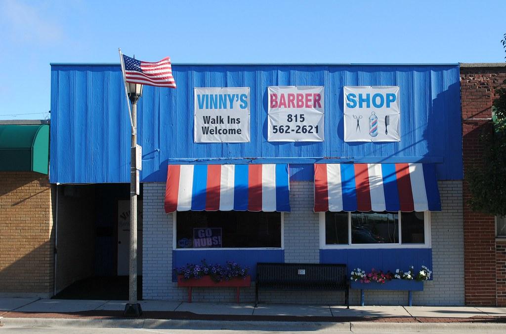 vinny 39 s barber shop rochelle illinois all rights reserve flickr. Black Bedroom Furniture Sets. Home Design Ideas