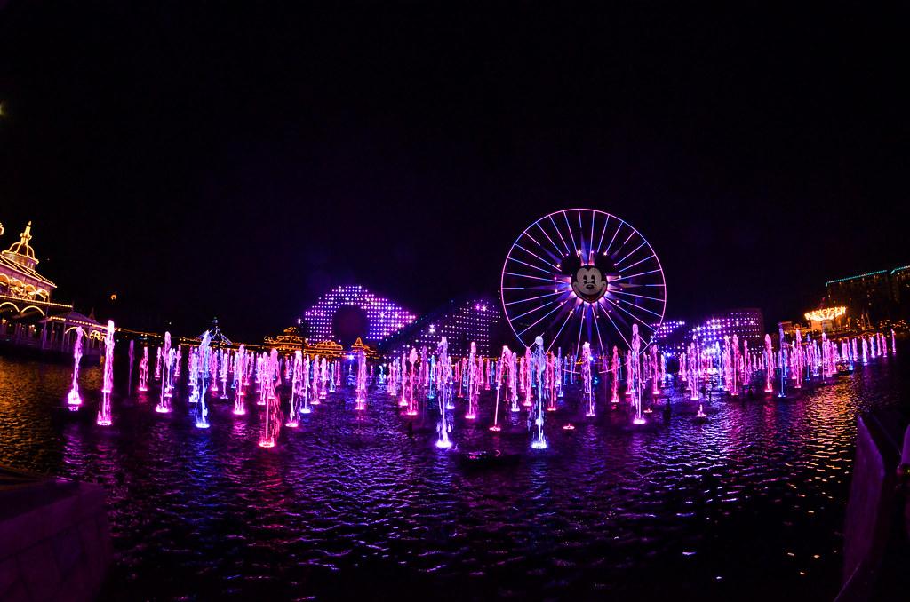 Purple Fountains WOC
