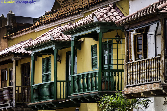 Cartagena - Windows & Balconies