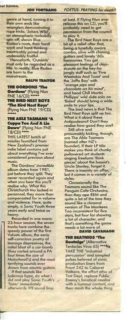 Melody Maker 1988