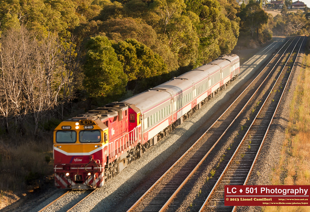 Evening Albury by LC501