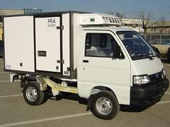 Хладилна надстройка + хладилен агрегат