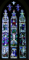 east window by AK Nicholson