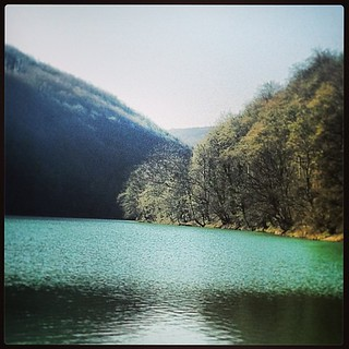 #lake #view #forest #mountain #lillafured #hungary #mik #nature | by Pati_N