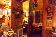 The Tiny Fern Forest Treehouse - Lincoln, VT - 2013, Feb - 09.jpg by sebastien.barre