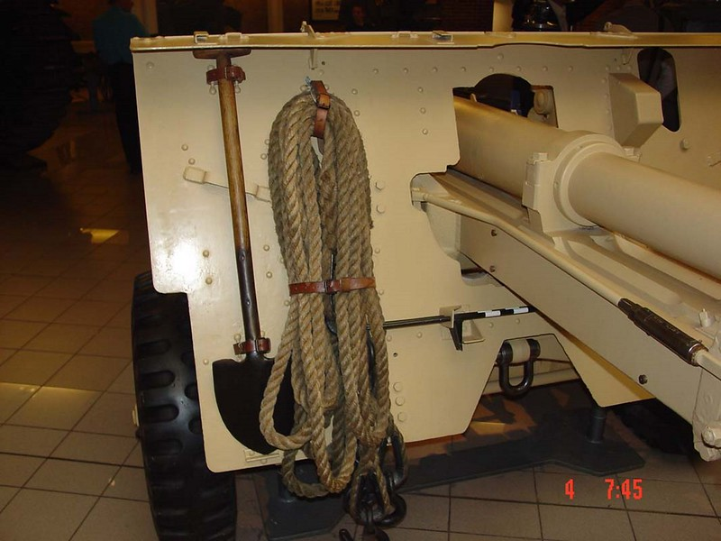 QF 25pdr Mark II Field Gun 5