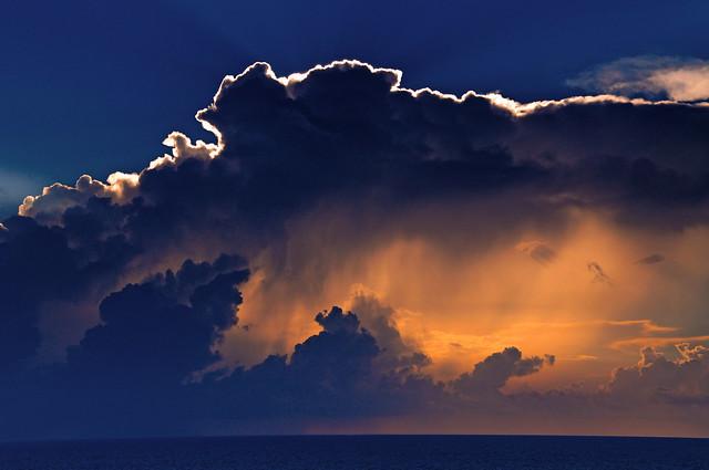 Mustang Island Sunrise