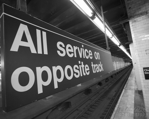 Service on Opposite Track | by Tanderson2491
