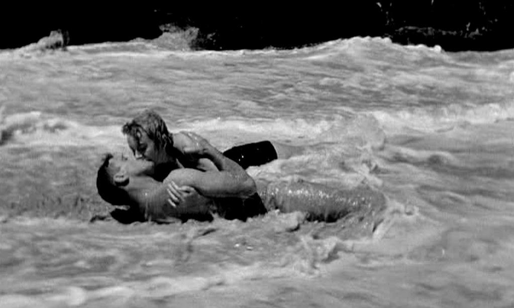 ''From Here To Eternity'' ; Burt Lancaster, Deborah Kerr