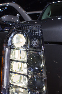 Right headlight on Cadillac Escalade | by dharder9475
